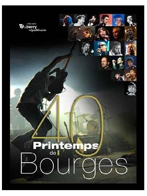 40 Printemps de Bourges