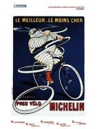 Carte Michelin 100 ème anniversaire Clermont-Ferrand - Lyon N°28