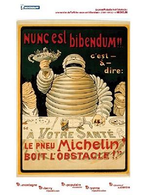 Carte Michelin 100 ème anniversaire Issoire - Saint-Étienne N°32
