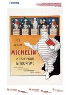 Carte Michelin 100 ème anniversaire Tulle - Périgueux N°31