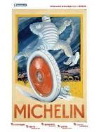 Carte Michelin 100 ème anniversaire Sens - Troyes N°16