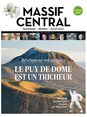 Massif Central Patrimoine n°118