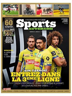 Sports Auvergne n°60