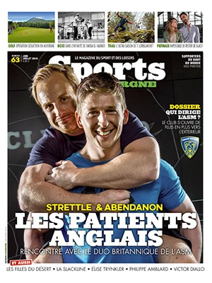 Sports Auvergne n°63