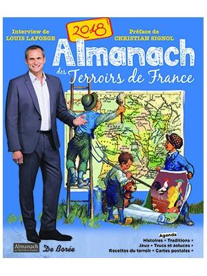 L'Almanach des terroirs 2018