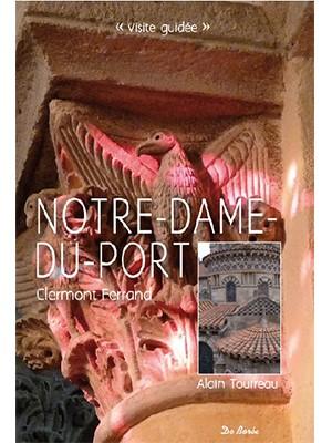 Clermont-Ferrand : Eglise Notre-Dame du Port