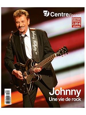 Johnny Hallyday, une vie de rock