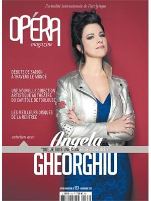 Opéra magazine n°133