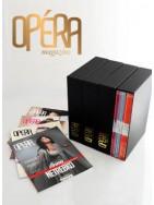 Reliure Opéra Magazine