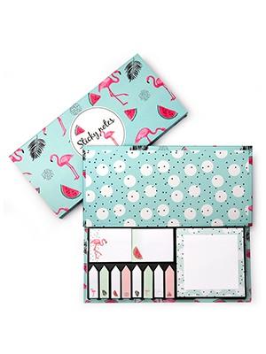 Carnet de notes Flamingo
