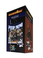 Puzzle 500 pièces Médieval