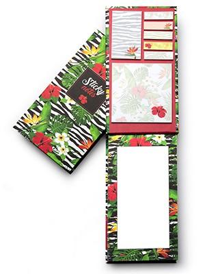 Carnet de notes Flowers
