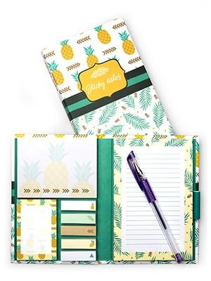 Carnet de notes Ananas
