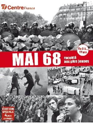 MAI 1968 raconté aux plus jeunes