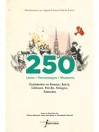250 lieux, moments, personnages en Centre-Val de Loire