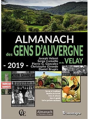 Almanach des Gens d'Auvergne 2019