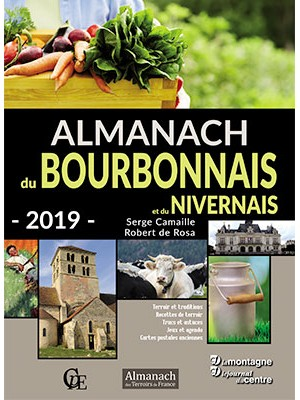 Almanach du Bourbonnais-Nivernais 2019