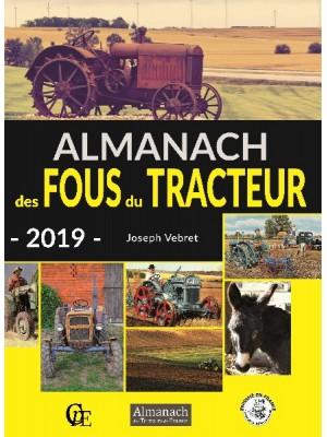 Almanach des Fous du Tracteur 2019