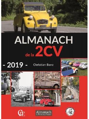 Almanach 2019 de la 2CV