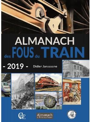 Almanach des Fous du Train 2019