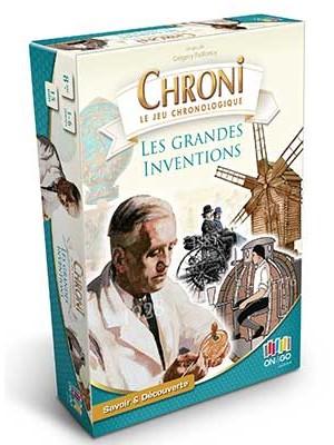 CHRONI Les grandes inventions
