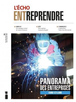 L'Echo Entreprendre – Spécial Panorama des Entreprises 2018