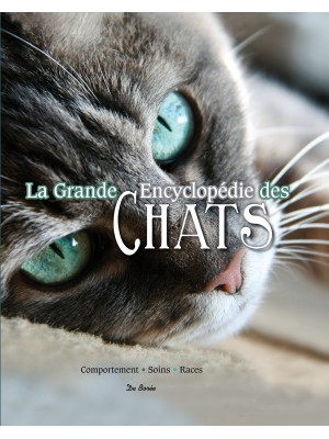 La grande Encyclopédie des chats