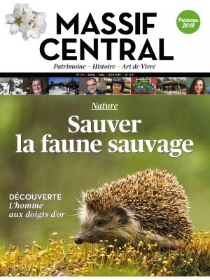 Massif Central Patrimoine n°130 Printemps 2019