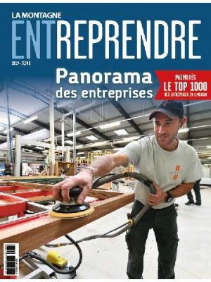 La Montagne Entreprendre – Panorama 2019 des Entreprises Limousin