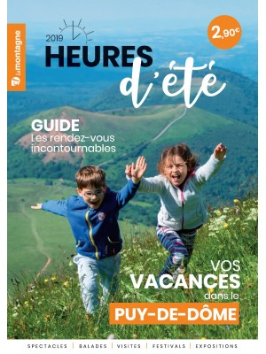 HEURES D'ÉTÉ 2019 - Puy-de-Dôme