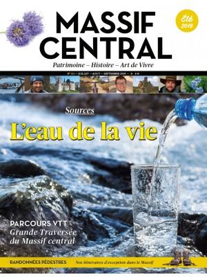Massif Central Patrimoine n°131 Printemps 2019