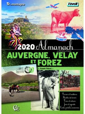 Almanach d'Auvergne, du Velay et du Forez 2020