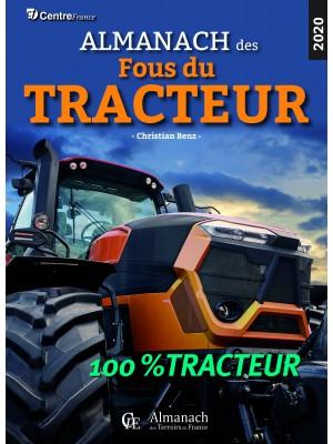 Almanach des Fous du Tracteur 2020