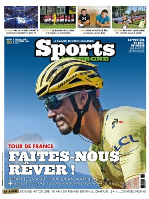 Sports Auvergne n°80