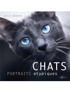 Chats, portraits atypiques