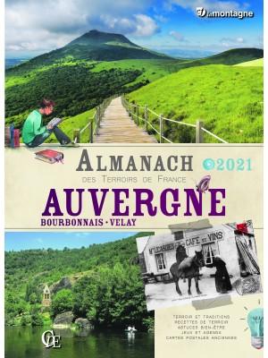 ALMANACH 2021 AUVERGNE BOURBONNAIS FOREZ
