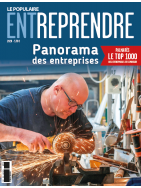 Le Populaire Entreprendre – Panorama 2019 des entreprises du Limousin