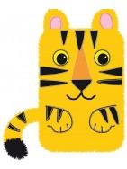 Mon carnet secret - Mon tigre