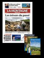La Montagne + Collection 8 livres Poche