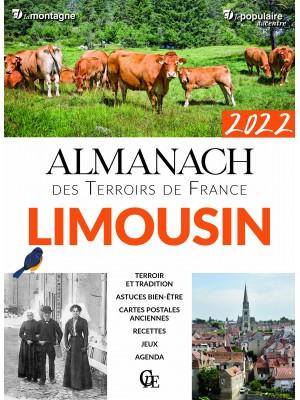 ALMANACH 2022 DU LIMOUSIN