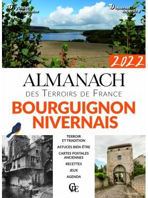 ALMANACH 2022 BOURGUIGNON & NIVERNAIS