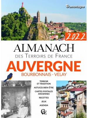 ALMANACH 2022 AUVERGNE BOURBONNAIS VELAY