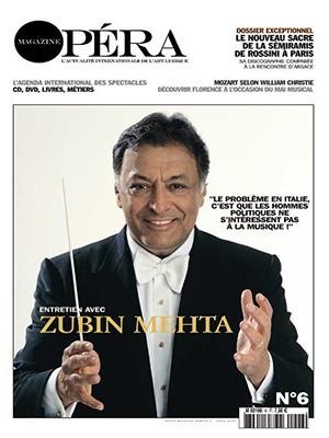 Opéra magazine n°6