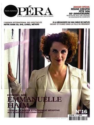 Opéra magazine n°16