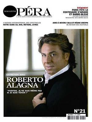 Opéra magazine n°21