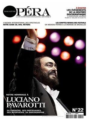 Opéra magazine n°22