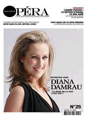 Opéra magazine n°25