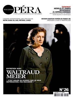 Opéra magazine n°26