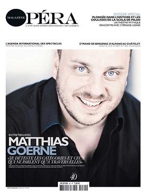 Opéra magazine n°40