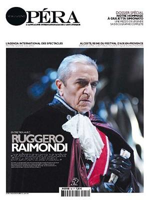 Opéra magazine n°52